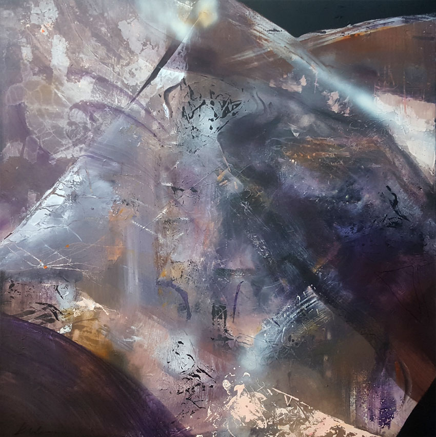Abstract about creation divinity the beauty of dark ONEIRIC ART by O KLOSKA / Available