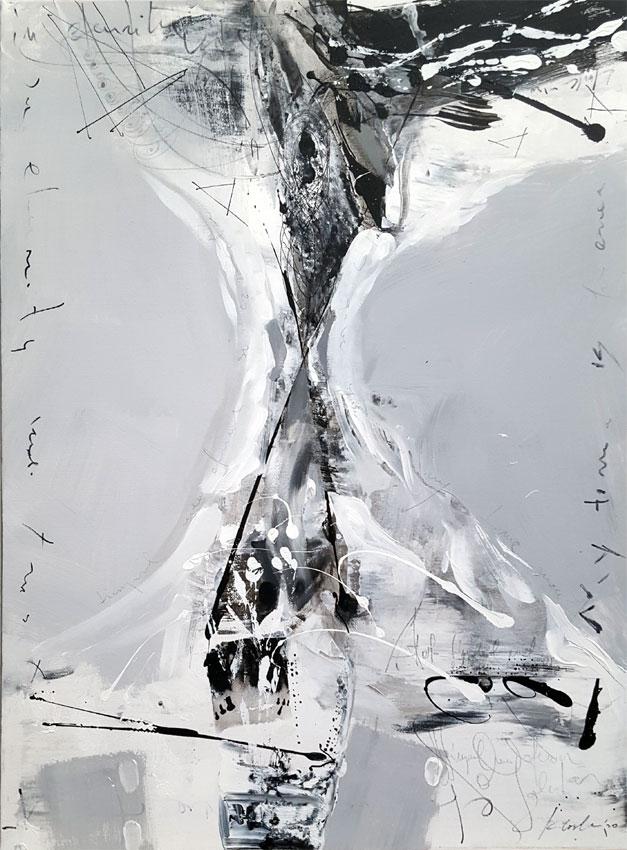 Ovidiu Kloska unique way to paint still life