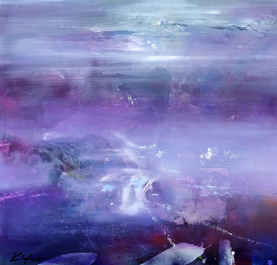 A way to infinty (Composition 7) by master Kloska / Sold out